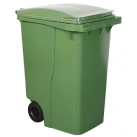 360lt Green Wheelie Bin (each)