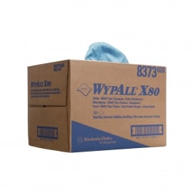 8373 Wypall X80 cloths brag box (pk 160)