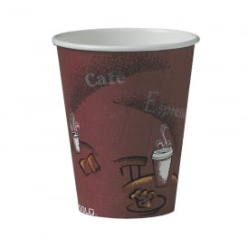 8oz Bistro Cups and Lids