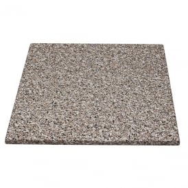 Bolero Square Table Top (Granite Effect)