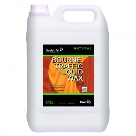 Bourne Traffic wax liquid (5lt)