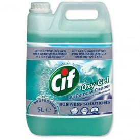 Cif oxy-gel Cleaner (5 lt)