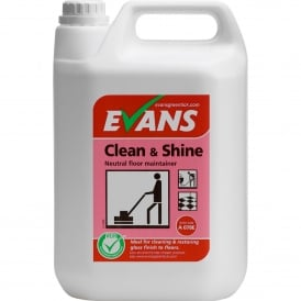 Clean & Shine floor maintainer (5 lt)