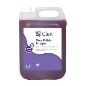 Clen Floor Polish Stripper (5lt)