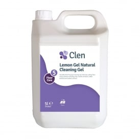 Clen Lemon gel natural cleaning gel (5 lt)