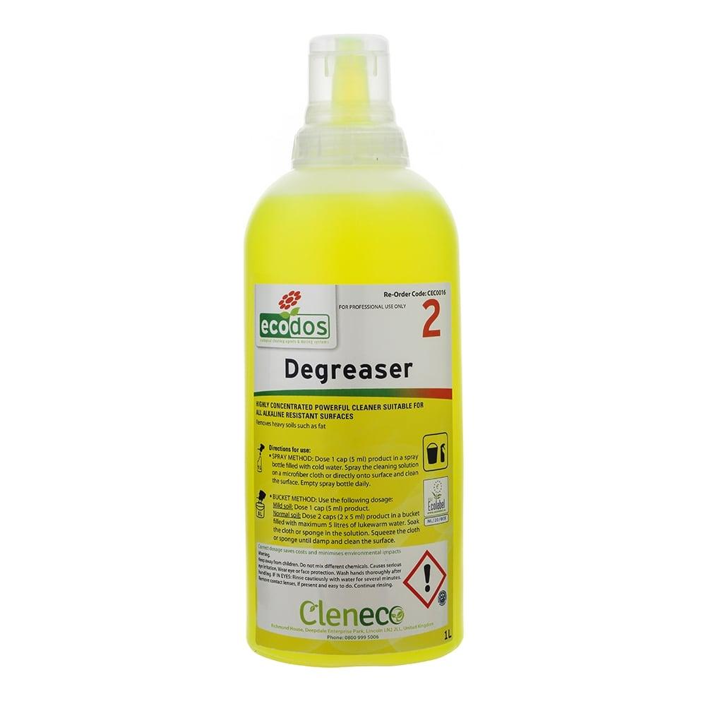 cleneco ecodos dosage bottle kitchen degreaser no2 - Kitchen Degreaser