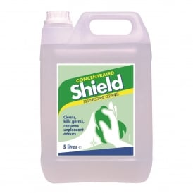 Concentrated Shield Cleaner/Disinfectant (pk 2x5lt)