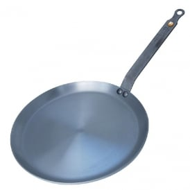 De Buyer Mineral B Iron Crêpe Pan