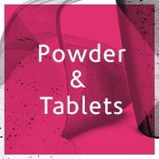 Powder & Tablets
