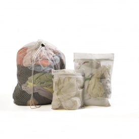 Drawstring net Laundry Bags (each)