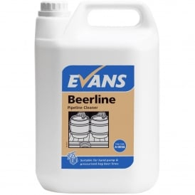 Beerline cleaner Pipeline cleaner with chlorine (5 lt)
