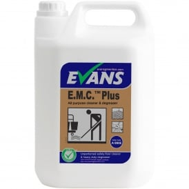 E.M.C Plus Floor Cleaner & Degreaser (5 lt) ( formally Deep Clean)