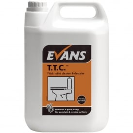 TTC Super Strong Toilet cleaner/descaler(porcelain)