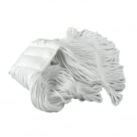 KMOP6/450 White Kentucky Mop Head (each)