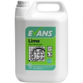 Lime disinfectant Strong Citrus Perfume (5 lt)