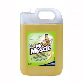 Mr Muscle floor cleaner (5lt)