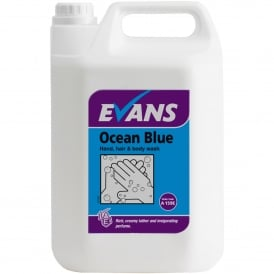 Ocean Blue Hand and Body Wash (5lt)