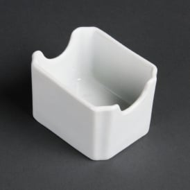 Olympia Whiteware Sachet Holder