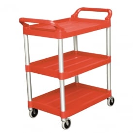 Rubbermaid Compact Utility Trolley