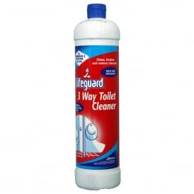 Lifeguard 3-way toilet Cleaner (1 lt)