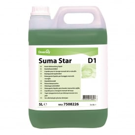 Suma Star D1 manual Dishwash concentrate (5 lt)