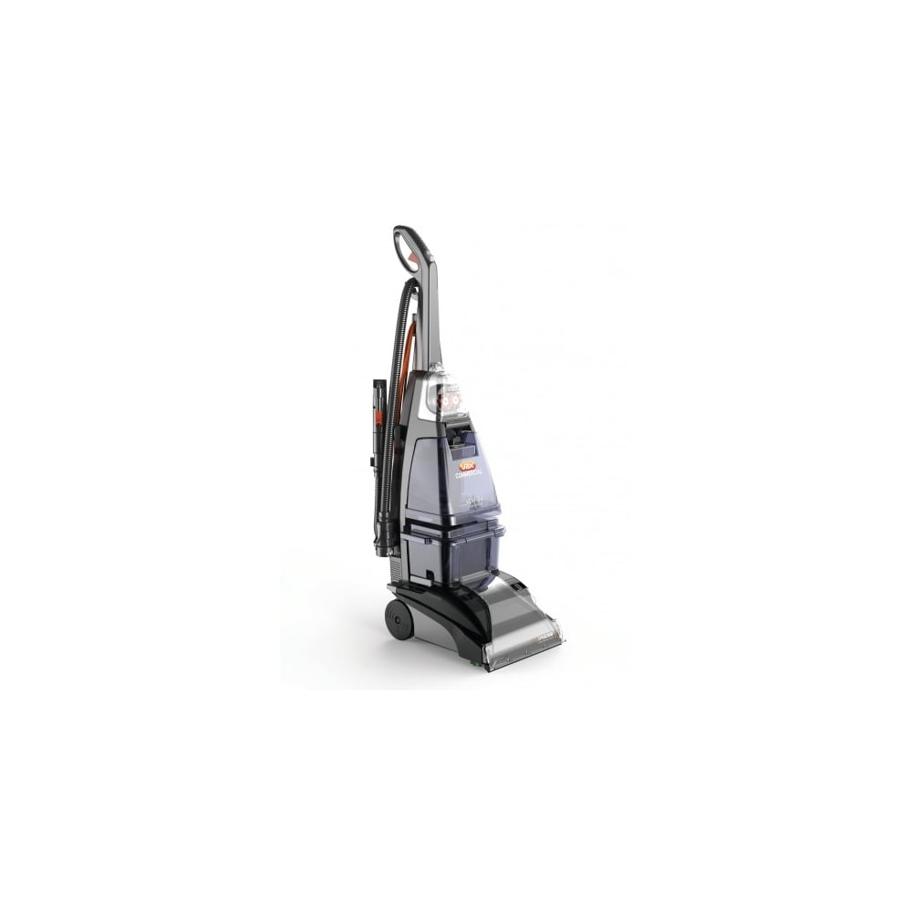 Vcw 04 Upright Heated Carpet Cleaner With Upholstry Kit