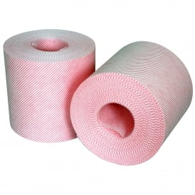 Viscose roll Cleaning Cloths on a roll