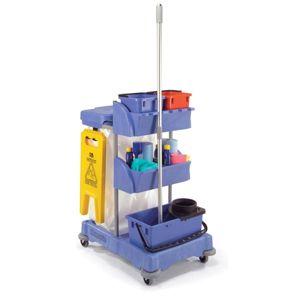 Xc1 Cleaning Trolley Janitor Trolley Nexon Hygiene